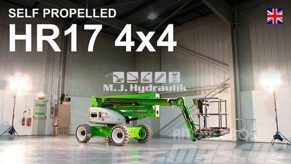 Niftylift HR17 4x4