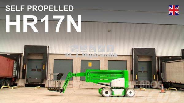 Niftylift HR17N Hybrid