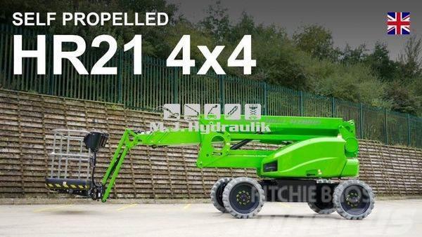 Niftylift HR21 4x4 Hybrid