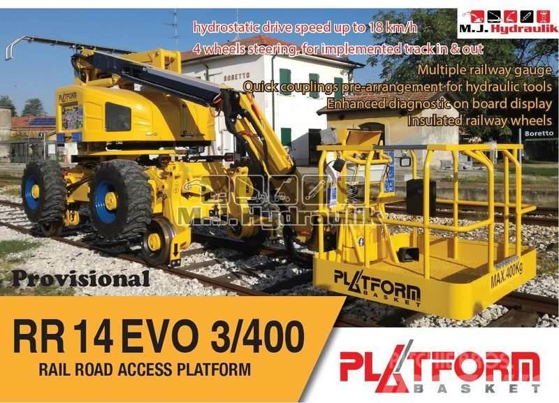 Platform Basket RR 14 EVO 3/400