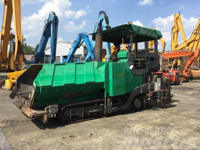 ABG Titan 423 Asphaltfertiger / Straßenfertiger