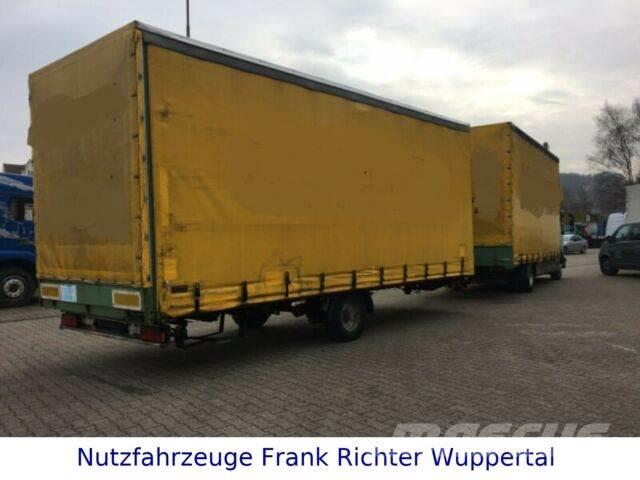 Ackermann Z-SPA,Tandemanhängerlänge,7m Aufbaulänge Top