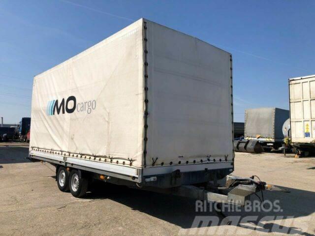 Agados DONA B2 3500 twoaxles trailer vin 234