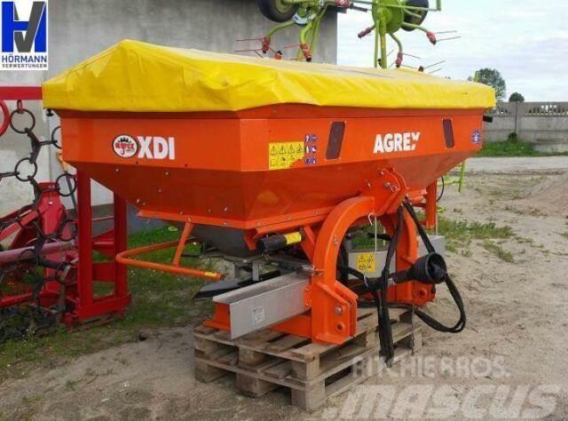 Agrex Düngestreuer XDI 1500