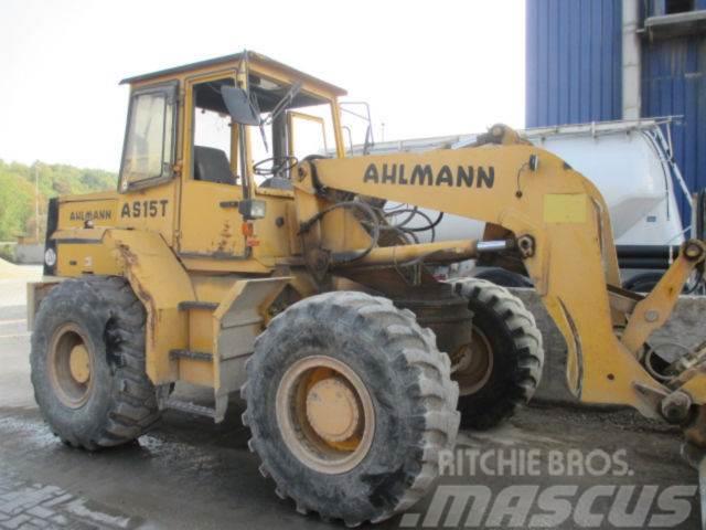 Ahlmann AS 15 T