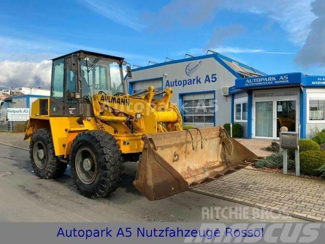 Ahlmann AS14 Radlader 9,5 Tonnen
