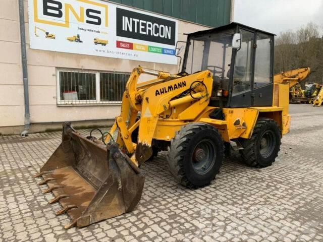 Ahlmann AS6*9185H/SW hydraulisch /Reifen 20-30%**