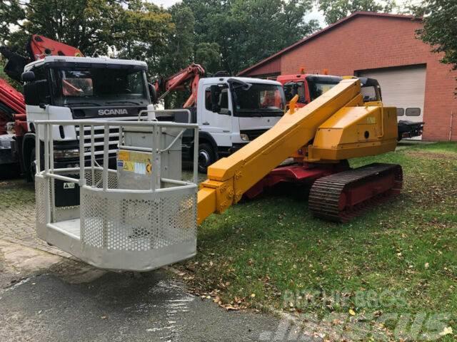 Aichi SR 123 Kettenbühne 14 Meter 250 kg