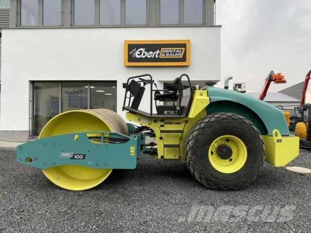 Ammann ASC 100 D Tier 1 Walzenzug / NEU / Unused