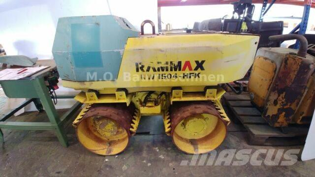 Ammann Rammax RW 1504 HFK / Grabenwalze