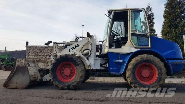 Atlas 95 7750 kg Deutz Motor
