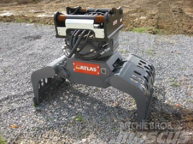 Atlas Abbruch- und Sortiergreifer E150-800LR Atlas Ab