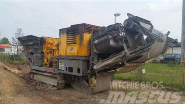 Atlas Copco Powercrusher Pc 1270 l