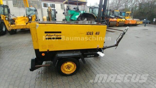 Atlas Copco XAS 46 / Kompressor / 7 Bar