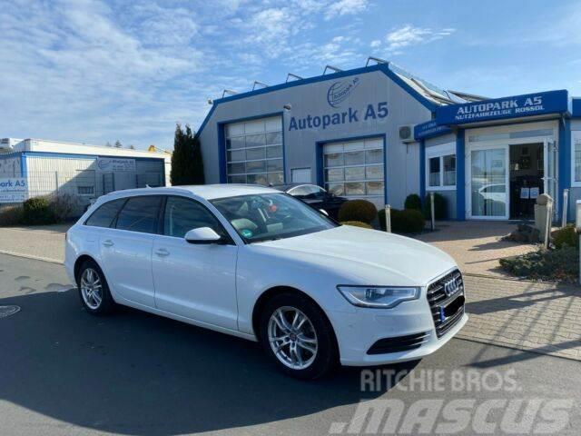 Audi A6 Avant 3.0 TDI Alcantara MMI Klima
