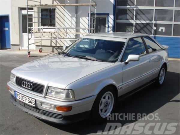 Audi Coupe 2,8 quattro Youngtimer alles original