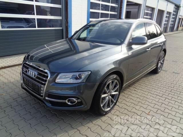 Audi SQ5 3.0 TDI quattro Vollleder, Standheizung, AHK