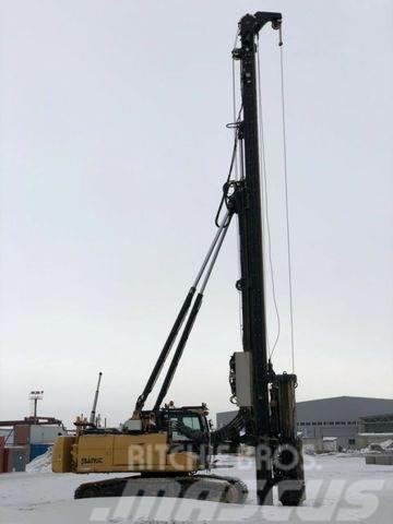 Banut 450 Starrmäkler Fixed Leader Mast