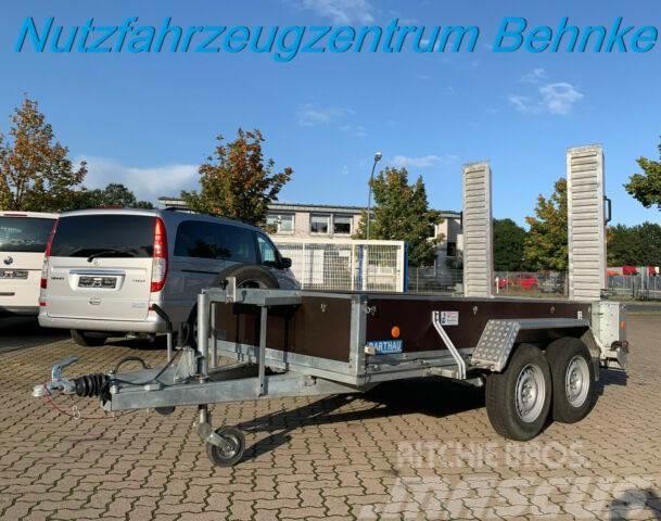 Barthau GTB 3502 Transport verstellbare Rampen 2.2t NL