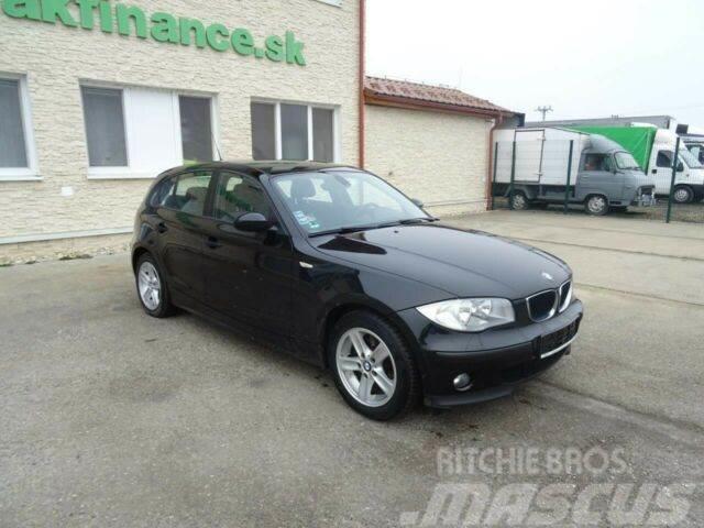 BMW 116i manual, benzin vin 624