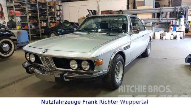 BMW 3.0 CS,Tüv u.HKennzeichen neu Dfzg, org Brief