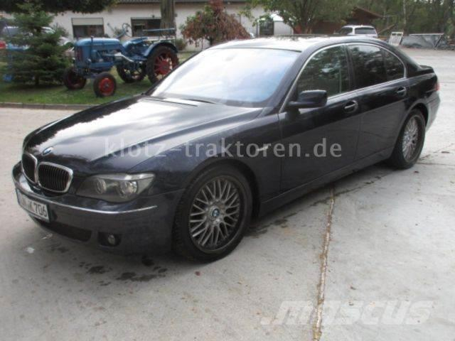 BMW Baureihe 7 745d