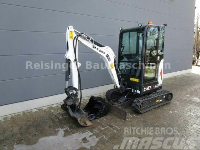 Bobcat E20z-MS01 - Hydr. Grabenlöffel - Service + UVV