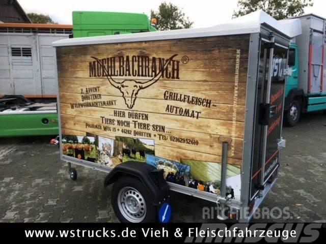 Böckmann Koffer ,Vermietung ab 27,-€,, 1350kg , 100km/h