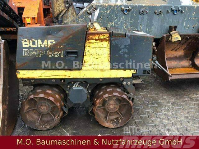 Bomag BMP 851 Vibro-Grabenwalze
