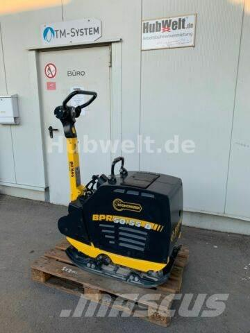Bomag BPR 50/55D - Rüttelplatte - 405kg