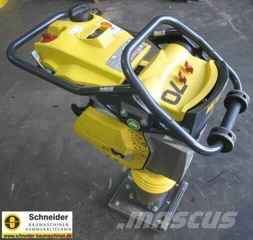 "Bomag BT65 Stampfer ""70"""