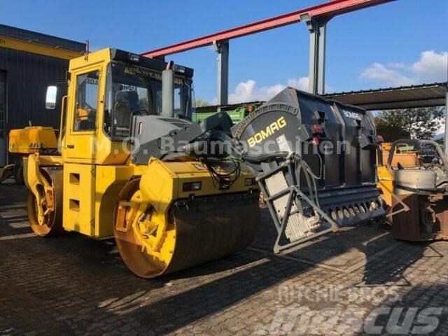 Bomag BW 174 AD / Splitstreuer / Asphalt Manager /