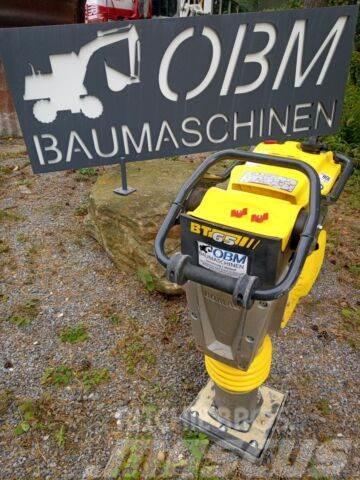 Bomag Vibrationsstampfer BT 65 - so gut wie neu