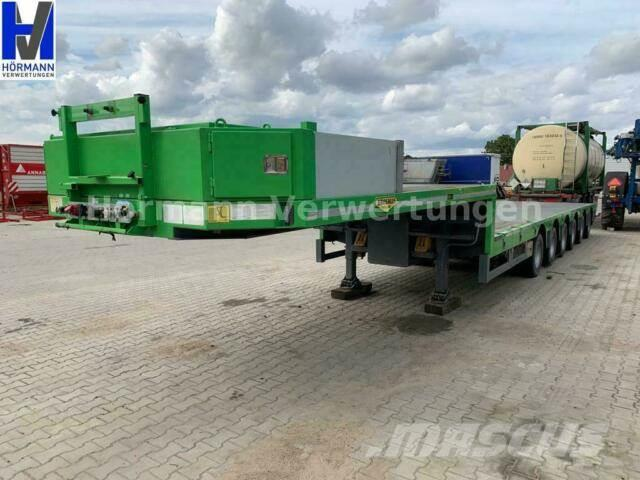 Broshuis 6ABSD-85 6-Achs Semi Low Loader