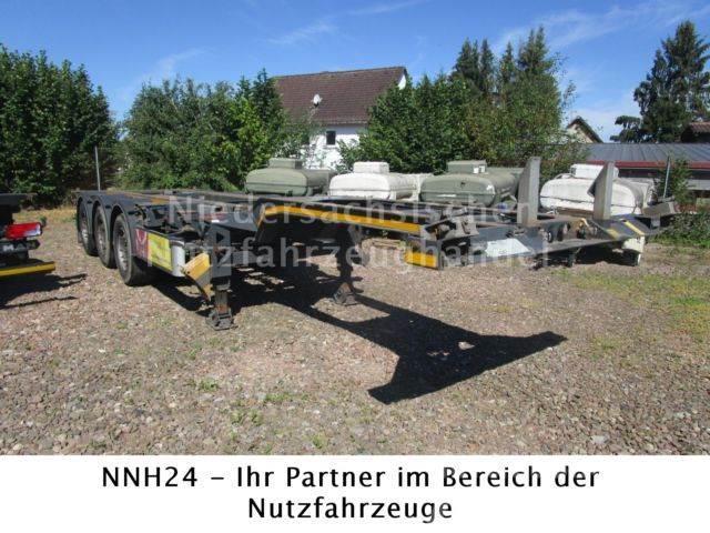 Carnehl CCS/K ADR Liftachse 45 Fuß Vermietung