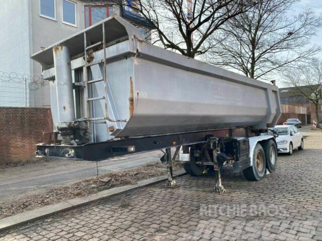 Carnehl CHK S32 / 2 Achsen / BPW / Stahl