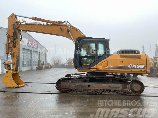 CASE CX 250C **BJ2011* 9278H/ZSA/Klima/Alle Leitungen