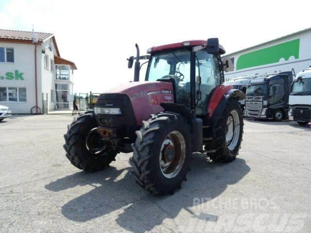 Case IH MXU 135 MAXXUM traktor 4x4 automatic vin 668