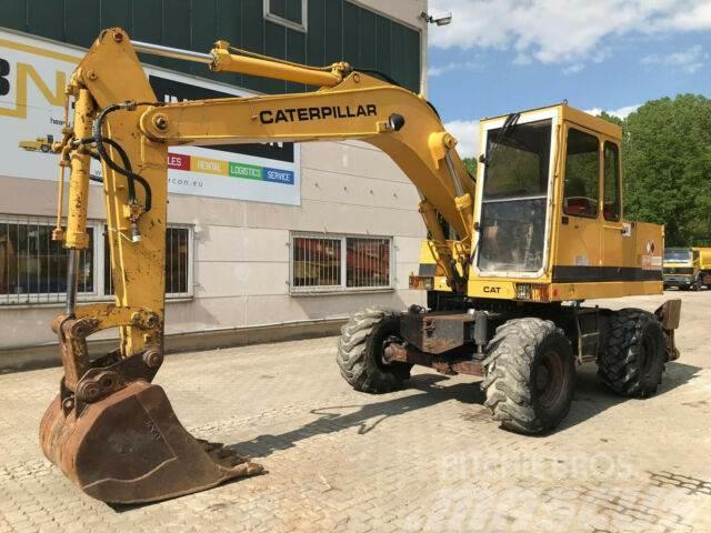 Caterpillar 206 *Bj1986/12000H/Hammerltg/2xStützbeine*