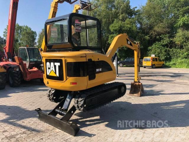 Caterpillar 302.5 C / Minibagger / Hammerleitung /