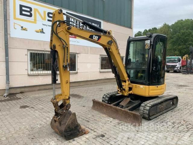 Caterpillar 303.5C CR *Bj2009/5900H/Hammerltg./Sw/Schild*