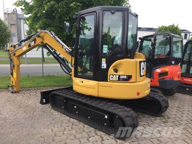 Caterpillar 305 E 2, BJ 17, 560 BH, SW 03, Top