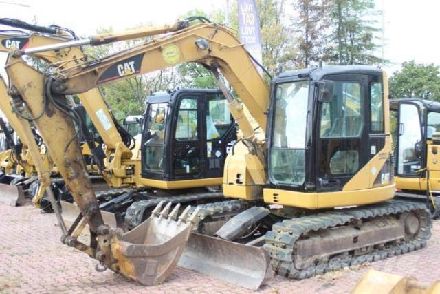 Caterpillar 308C CR