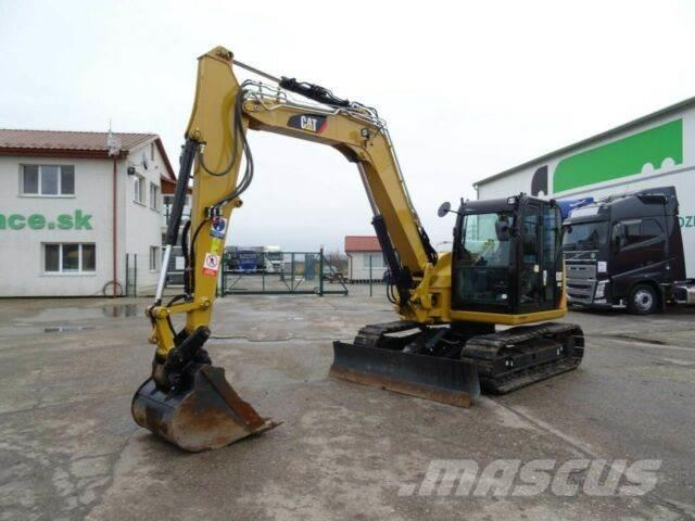 Caterpillar 308E2 CR NEW bager, vin 656
