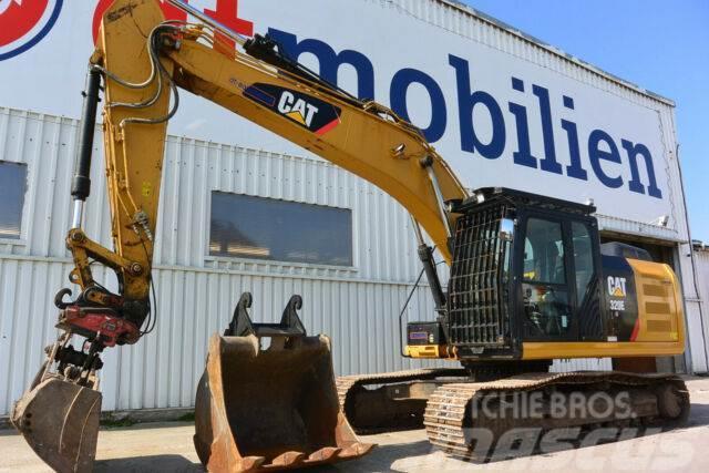 Caterpillar 320 E Kombihyd Gitter CW40 TL Service neu