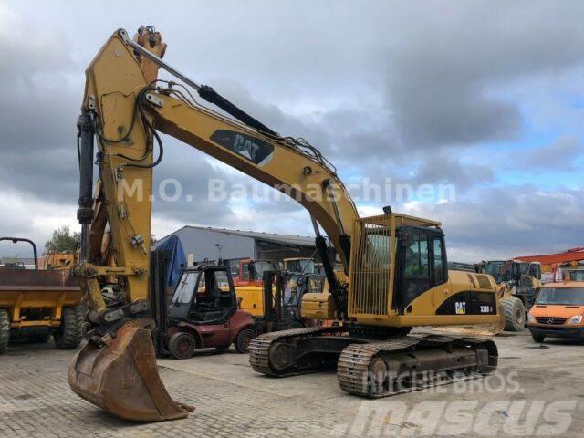 Caterpillar 324 D LN / Hammer/Greifer / ZSA / SW