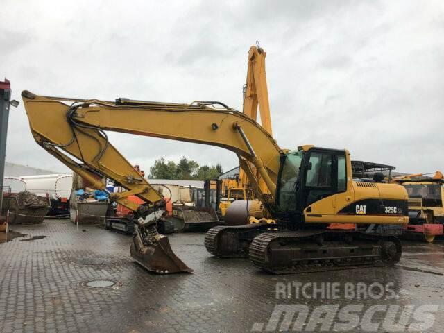 Caterpillar 325 CLN / AC / Hammerleitung Neuer Motor 900 BST