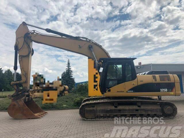 Caterpillar 325DL *BJ2008 *14464/Neue Motor/Oilquick/Klima