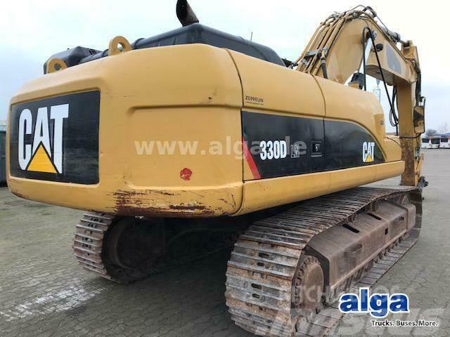 Caterpillar 330 D LN, Schnellwechselsystem, guter Zustand
