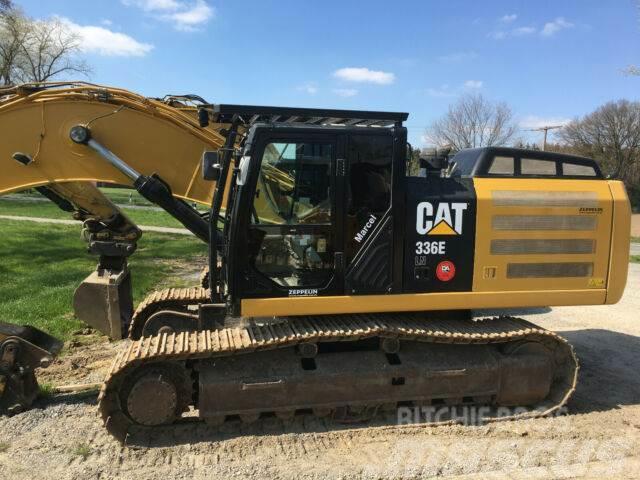 Caterpillar 336 ELN Oilquick Vorrüstung